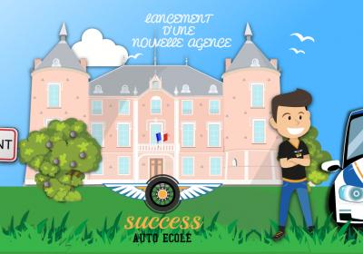 Nouvelle agence Success Auto Ecole Solliès-Pont !